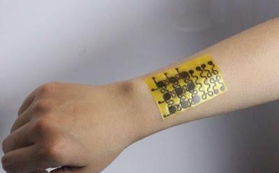 Nova pell electrònica