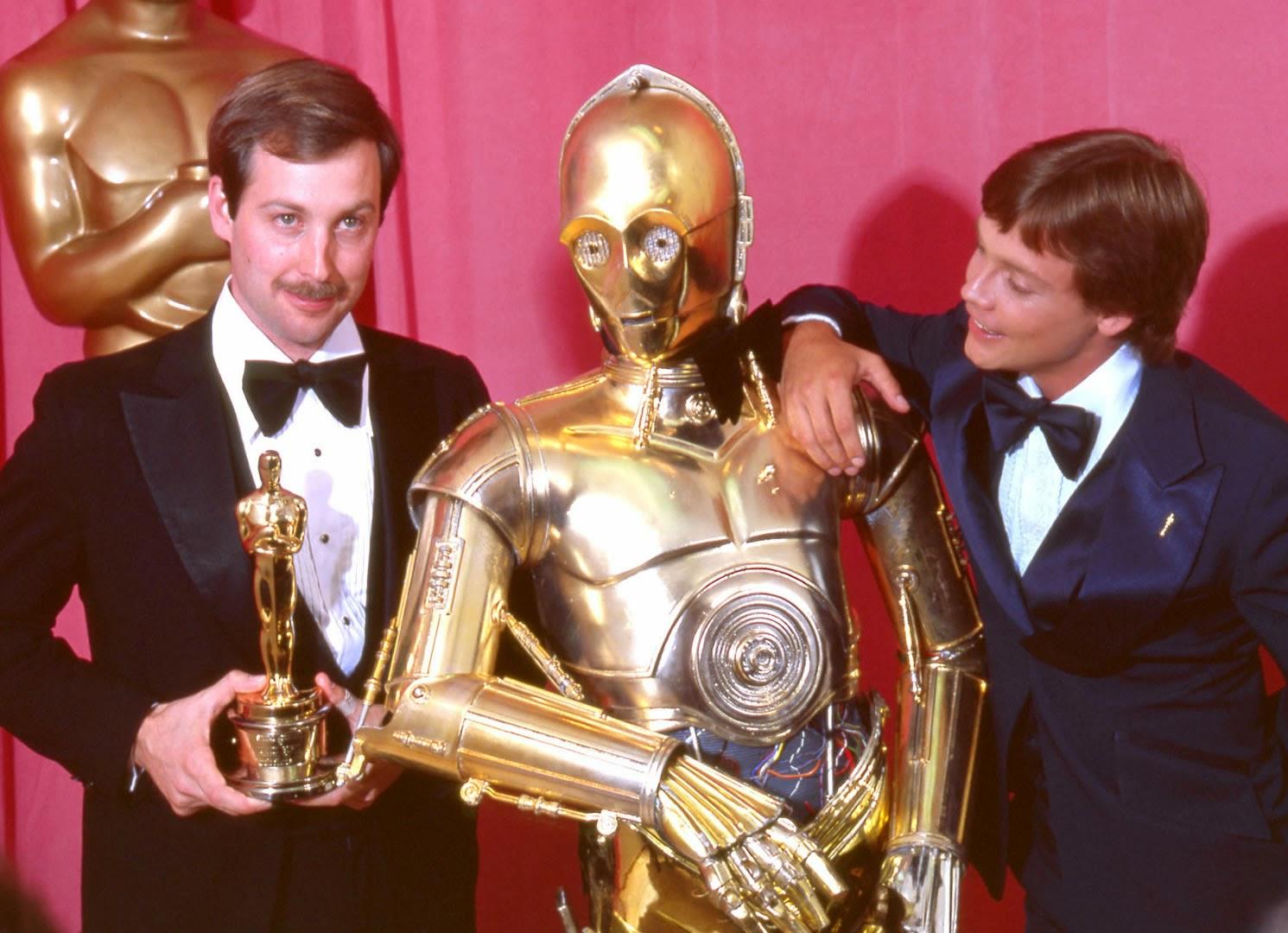 Ben Burtt Academy Award win Star Wars