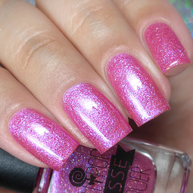 Lollipop Posse Lacquer - Born and Raised