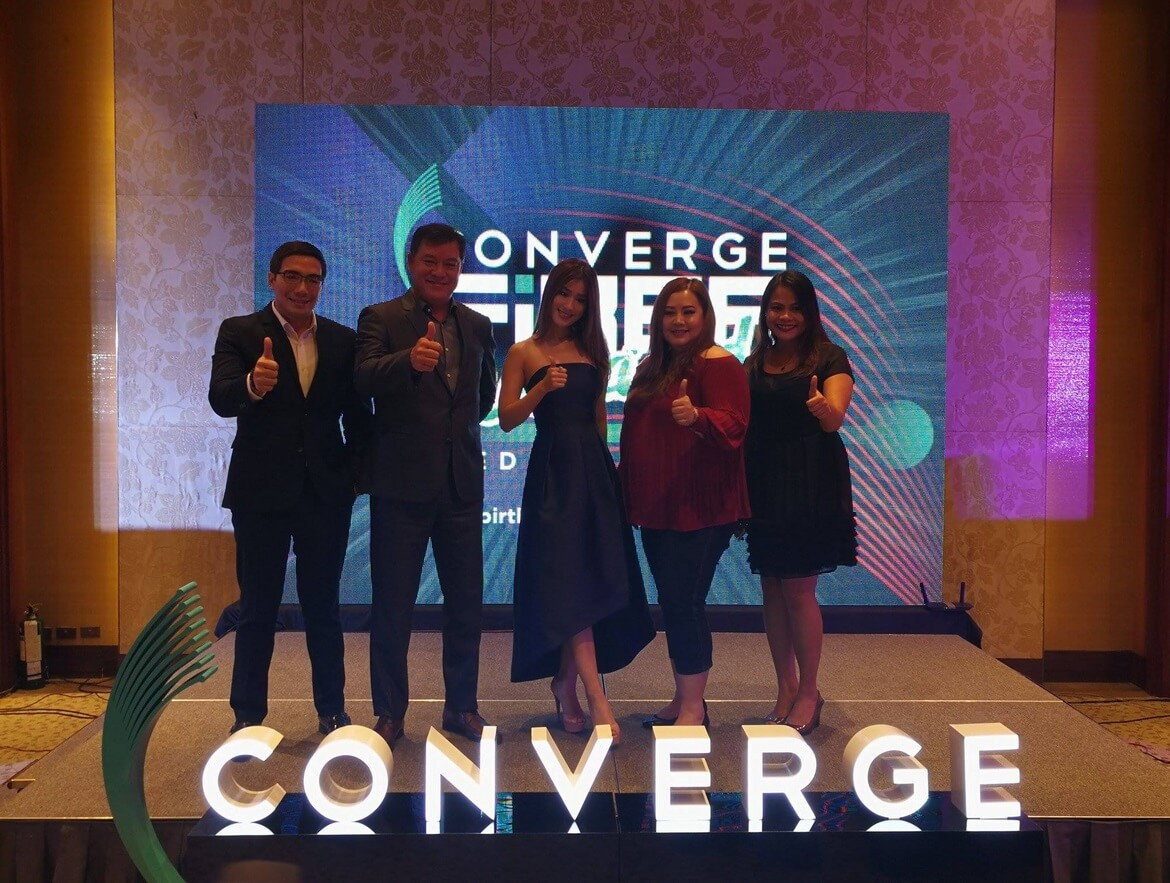 Converge ICT Launches Fiber Plans with Speed up to 1Gbps; Plan Starts at Php1,500