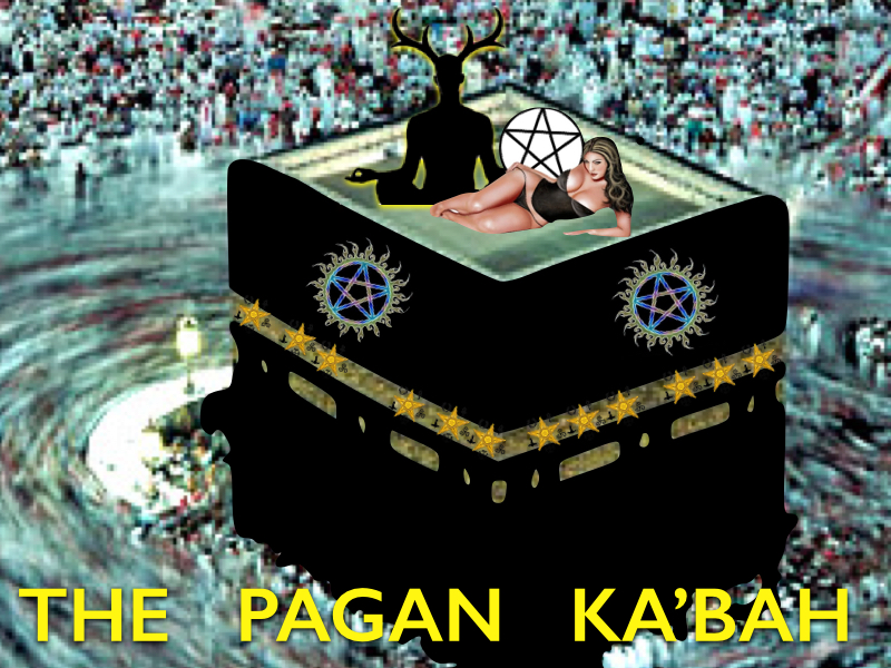 DOGBRINDLECOM  The Kabah Was One Big Orgy Room Before Islam Took It From The Pagans