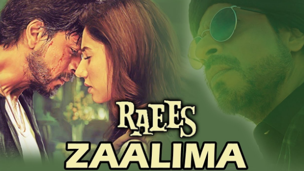 Lagu India Mp3, Shah Rukh Khan, Soundtrack Film, Download Lagu India Zaalima  Mp3 Soundtrack Film Raees