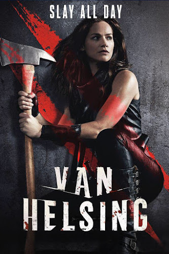 Van Helsing Temporada 2 (HDTV 720p Ingles Subtitulada)