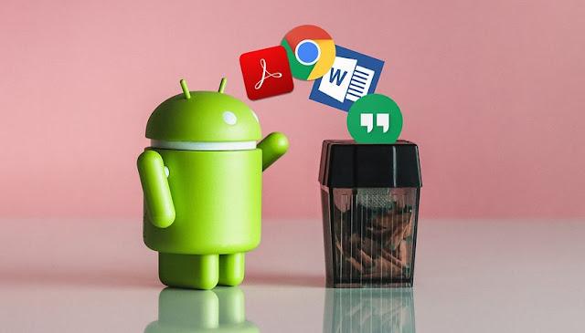 4 أنواع من التطبيقات لا تتناسب مع هاتفك الذكي