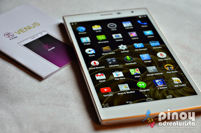 GADGET REVIEW KingCom VENUS Smartphone