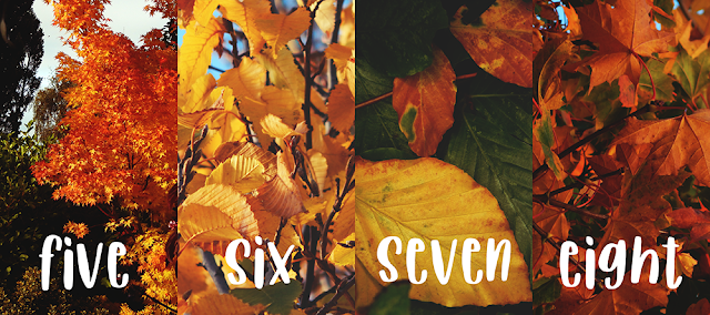 8 Autumnal Phone Backgrounds || Blogtober