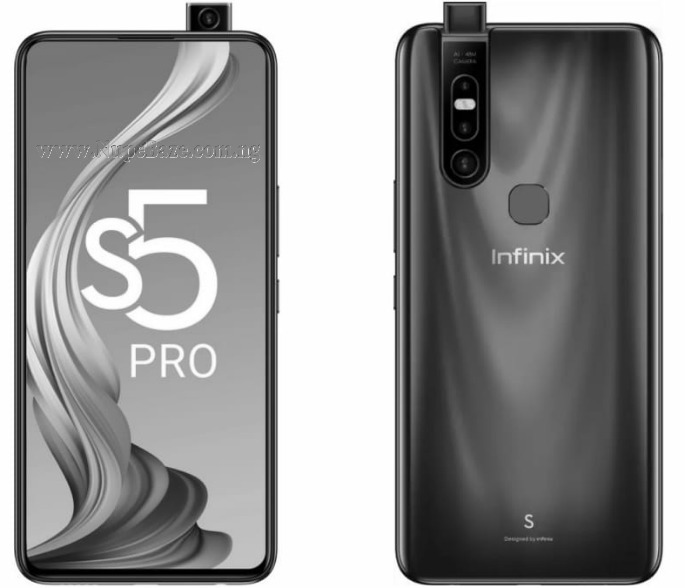 Infinix S5 Pro Full Specifications And Price In Nigeria