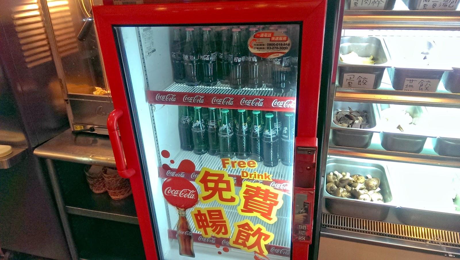 2015 02 11%2B18.08.48 - [食記] 民雄喜多郎鴛鴦鍋 - 平價不廉價的吃到飽火鍋!