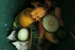 Auch dieser Abfall sind Lebensmittel