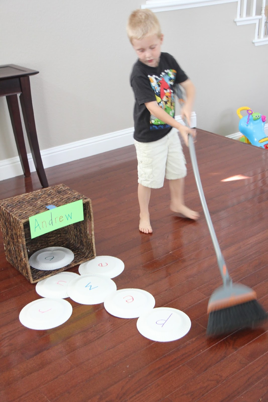 Toddler Approved!: Name Broom Hockey