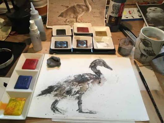 FREE DEMO: Beautiful Drawing with ArtGraf® Tailor Chalks and Powdered Graphite with JULIA CARPENTER. Feb 12, 2016. 11-12:30pm