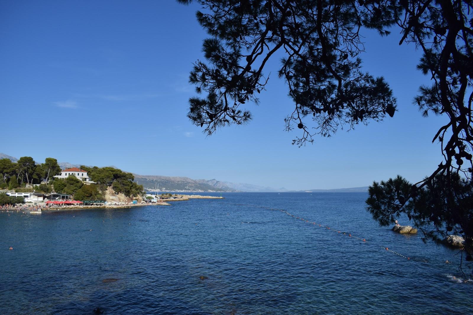 croatie bord de mer