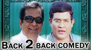 Aarusamy Tamil : Brahmanandam Vs Tanikella Bharani Back 2 Back Comedy Scenes