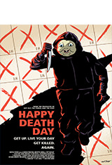 Happy Death Day (2017) BRRip 1080p Latino AC3 5.1 / Español Castellano AC3 5.1 / ingles AC3 5.1 BDRip m1080p
