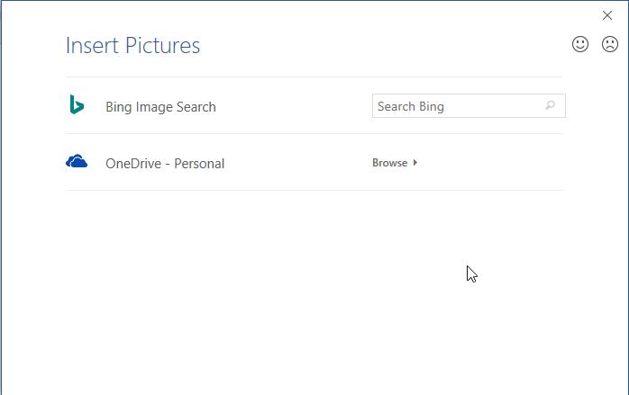 kotak dialog insert picture online