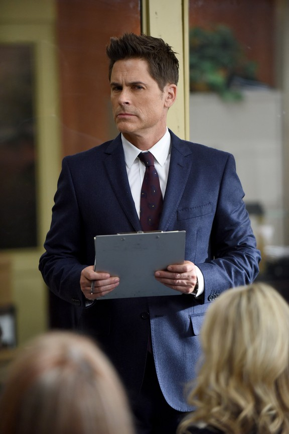The Grinder - Season 1 Episode 19: A System On Trial