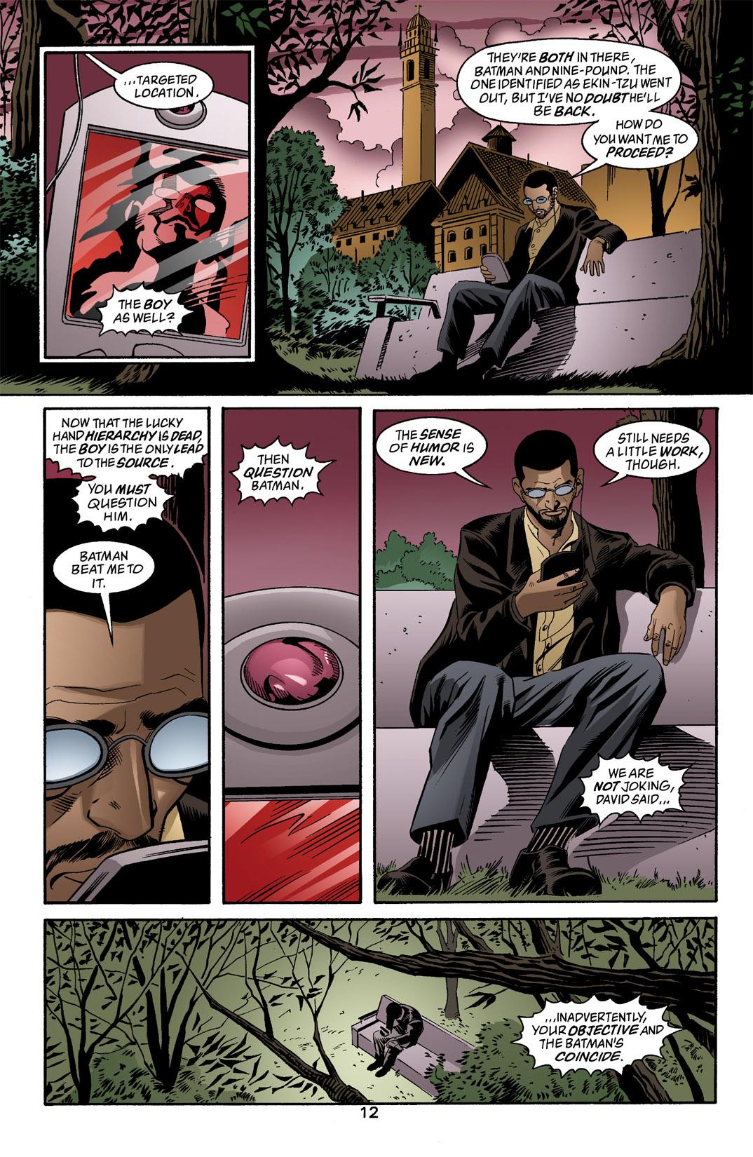 Detective Comics (1937) 770 Page 12