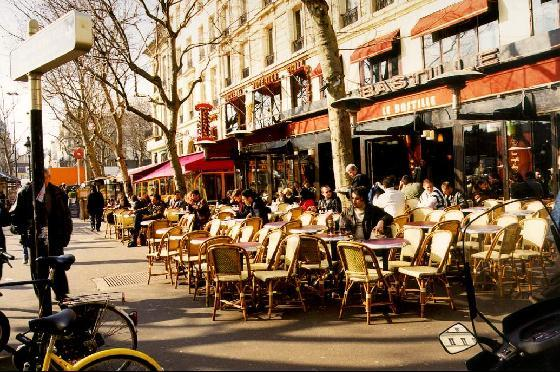 Casual Restaurants Near Hotel Du Triomphe Paris