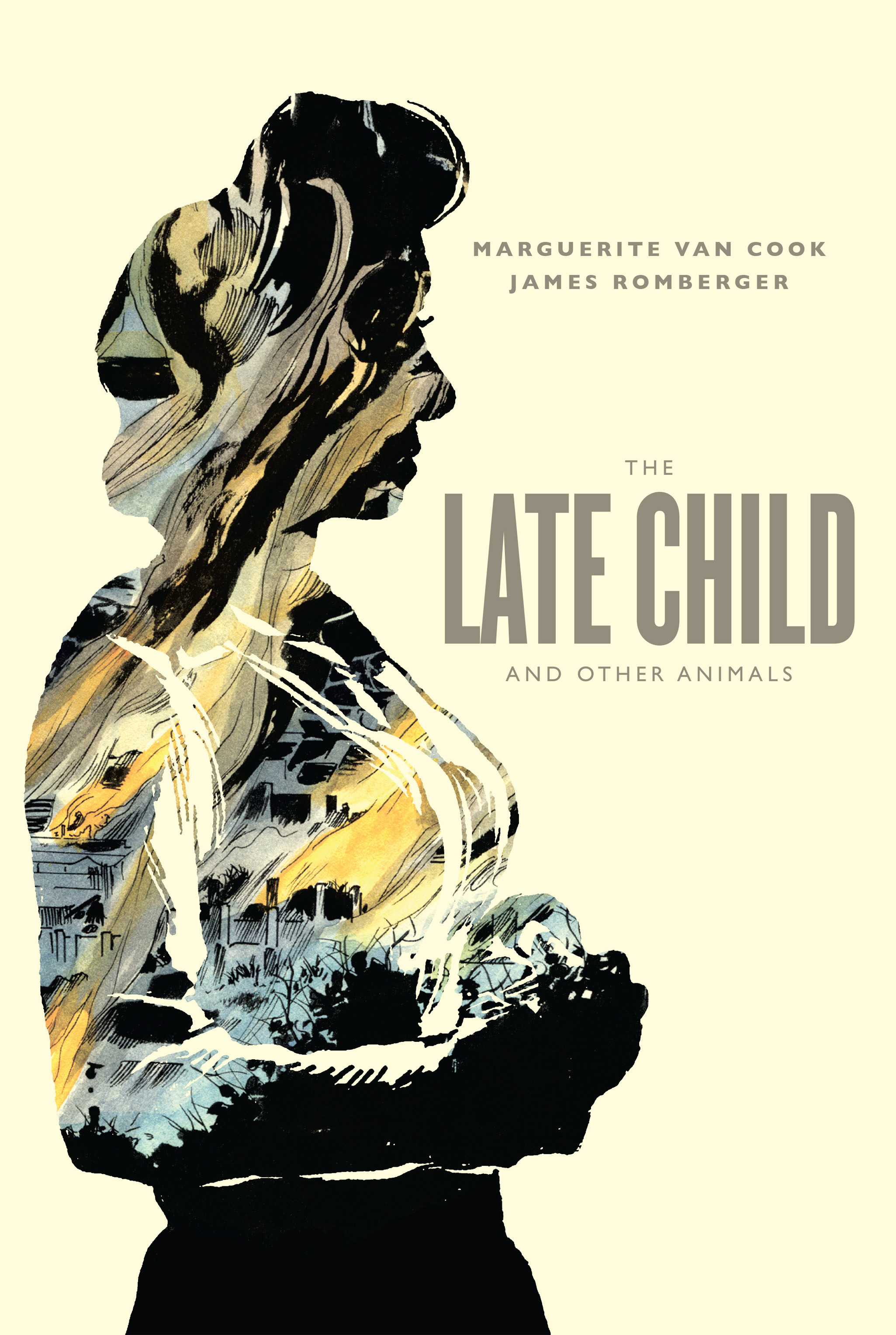 Read online The Late Child and Other Animals comic -  Issue #1 - 1