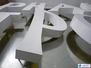 3D Signage Letters