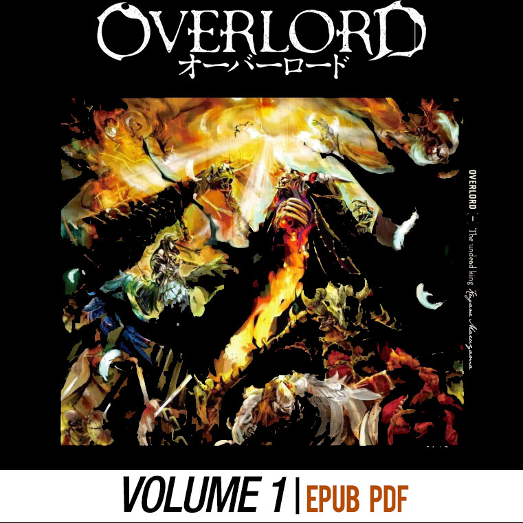 Overlord Light Novel English Vol 1 - 13 EPUB PDF Download