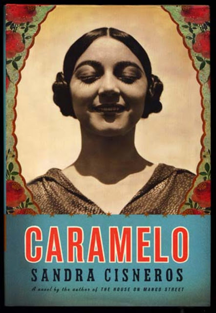 Brunch and Booze Book Club: April 2016 from Honey and Smoke Studio - Caramelo by Sandra Cisneros