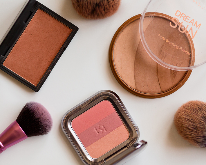 Most used | Blushers & Bronzers