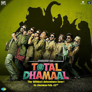 Total Dhamaal new poster: Ajay Devgn