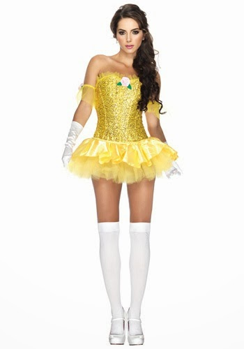 Budget Fairy Tale: MORE Sexy Disney Halloween Costumes That Have Gone TOO FAR.
