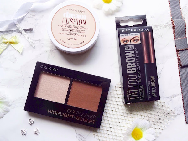 3 New Drugstore Makeup Purchases