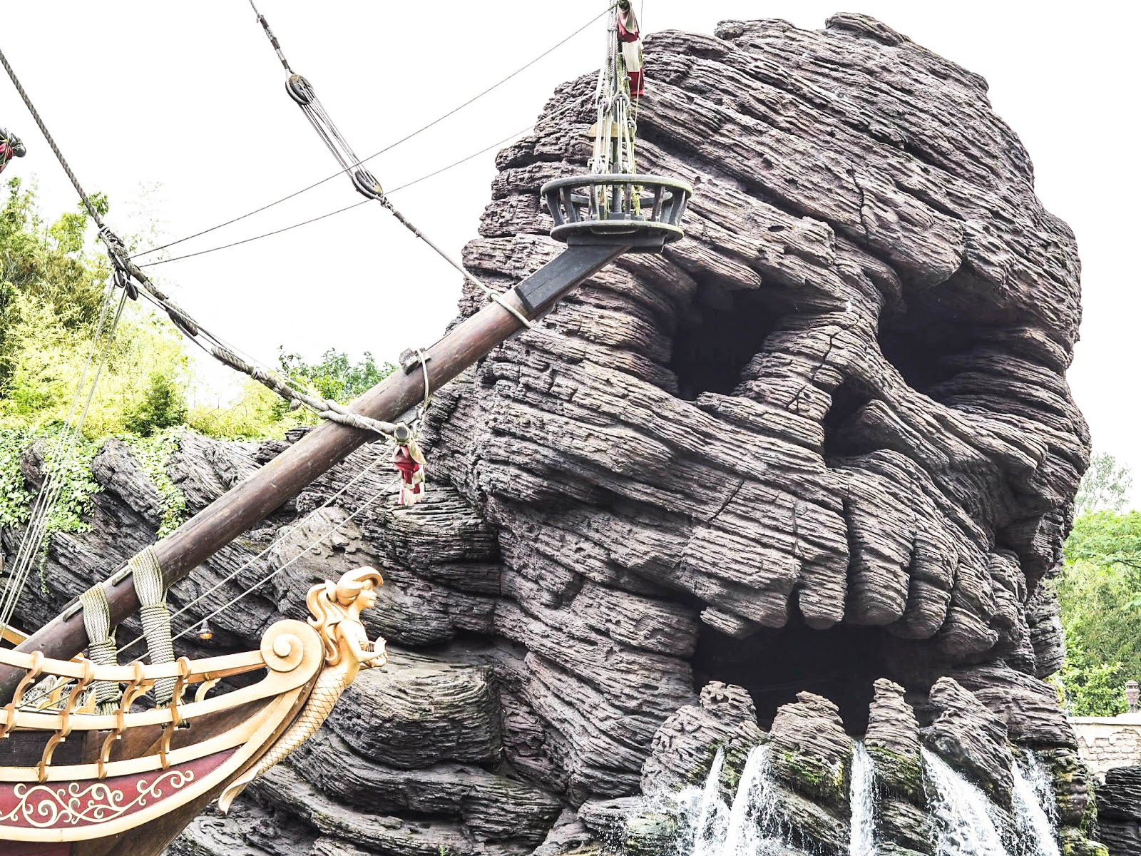 Disneyland Paris Pirates