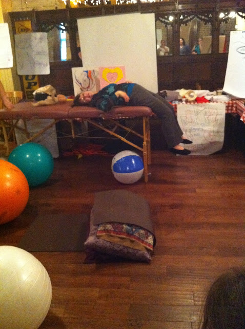 Keen Doula Care Spinning Babies Workshop