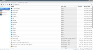 PCManFM gerencie arquivos facilmente