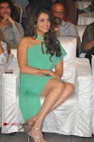 Actress Isha Koppikar Pos in Green Dress at Keshava Telugu Movie Audio Launch .COM 0028.jpg