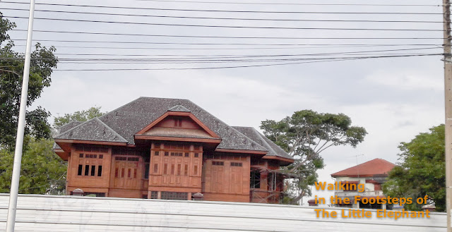 Suthaphat House in Phayao, North Thailand