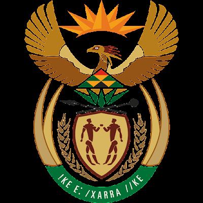 Coat of arms - Flags - Emblem - Logo Gambar Lambang, Simbol, Bendera Negara Afrika Selatan
