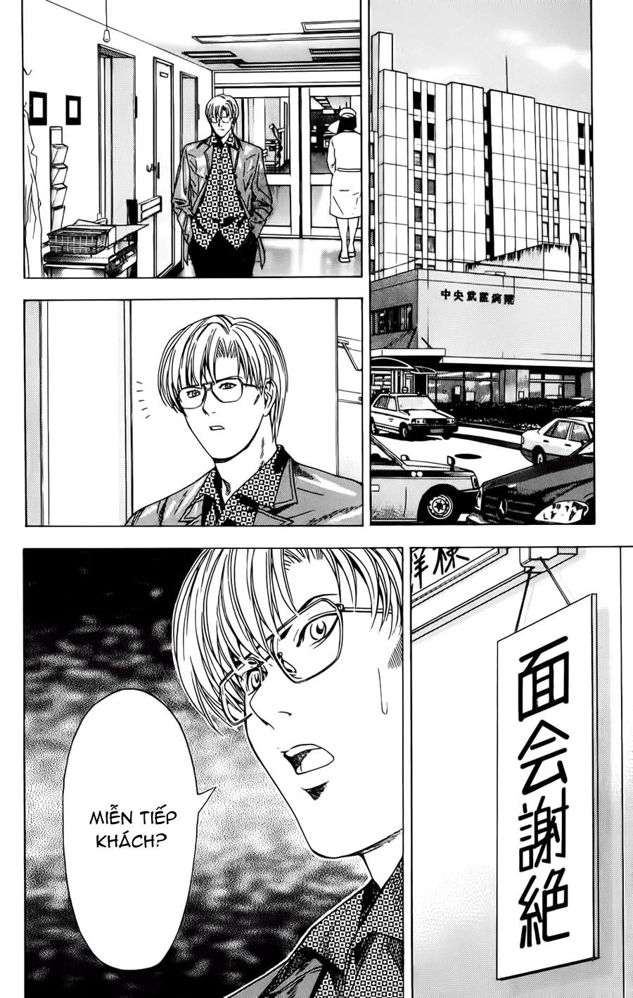 Hikaru No Go hikaru no go chap 114 trang 7