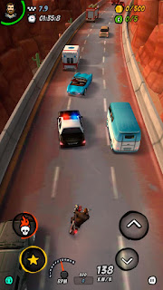 Moto Racing 2 Burning Asphalt Apk Mod v1.105 (Unlimited Money)
