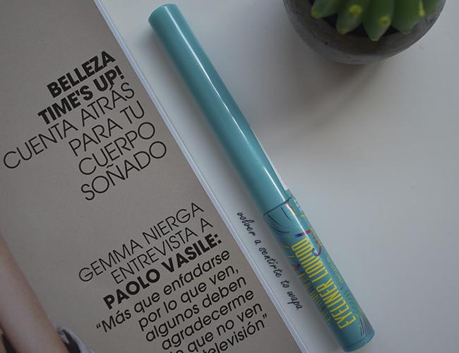 Eyeliner Líquido Azul, colección Soul de Mercadona