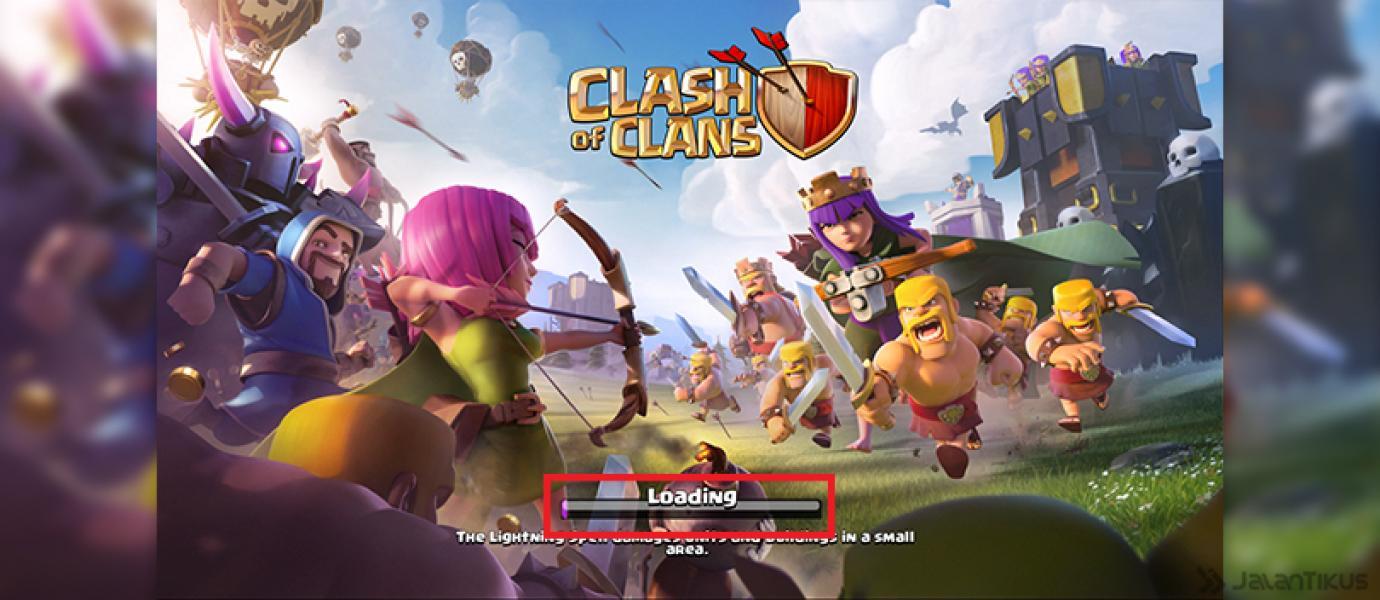 Clash Of Clans COC Tidak Bisa Dibuka Ini Dia Cara Mengatasinya