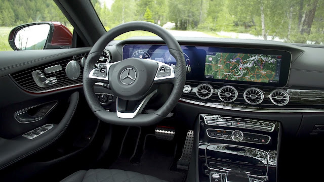 Mercedes-Benz E 300 Cabriolet chega ao Brasil por R$ 413.900 reais