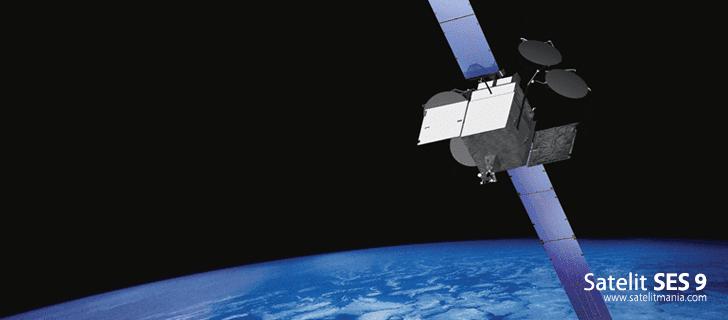 Daftar Frekuensi Parabola Pada Satelit SES 9