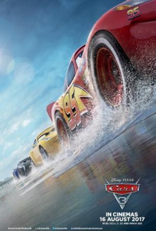 Jadwal CARS 3 di Bioskop