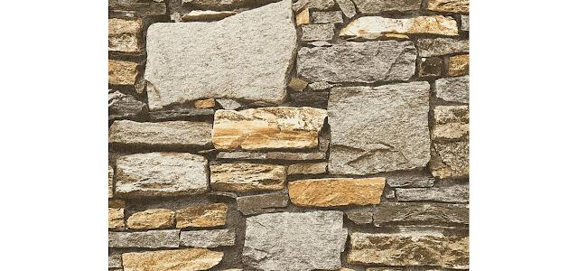 ورق جدران حجر