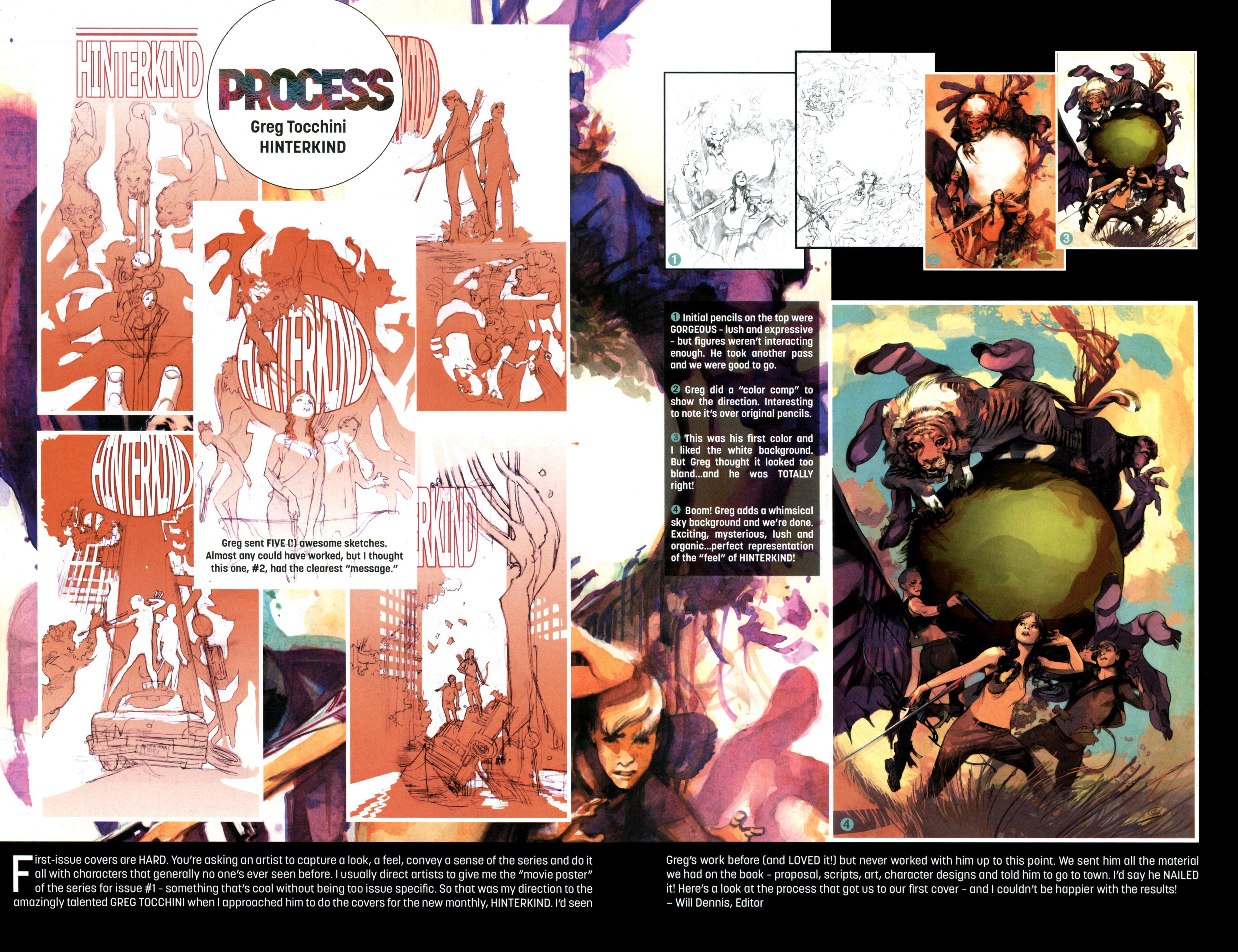 Read online Trillium comic -  Issue #3 - 20