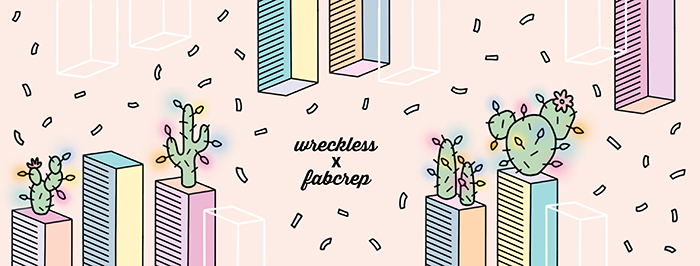 wreckless x la fab crep