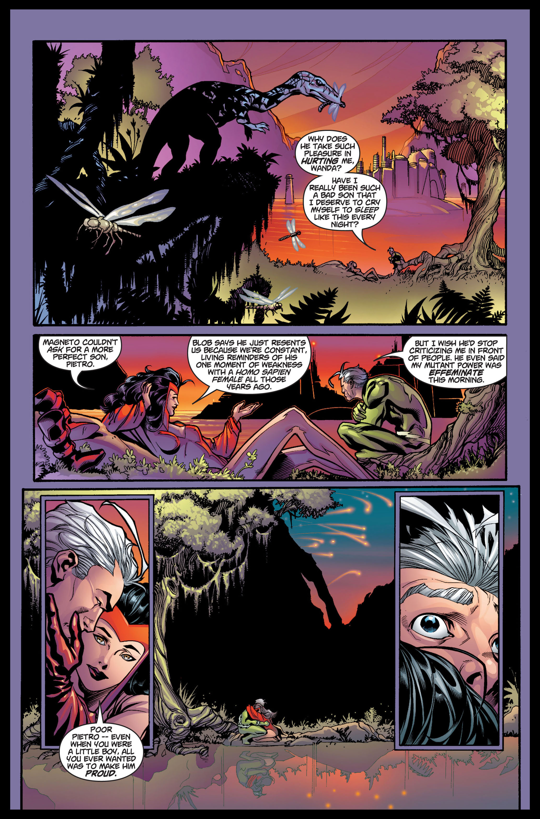 Read online Ultimate X-Men comic -  Issue #5 - 15