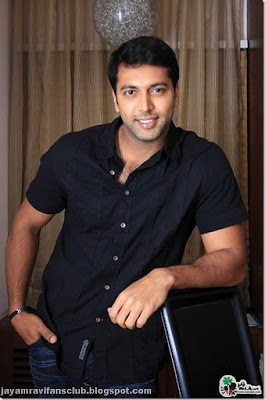 jayam_ravi new stills