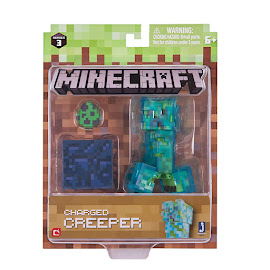 Minecraft Series 3 Creeper Overworld Figure