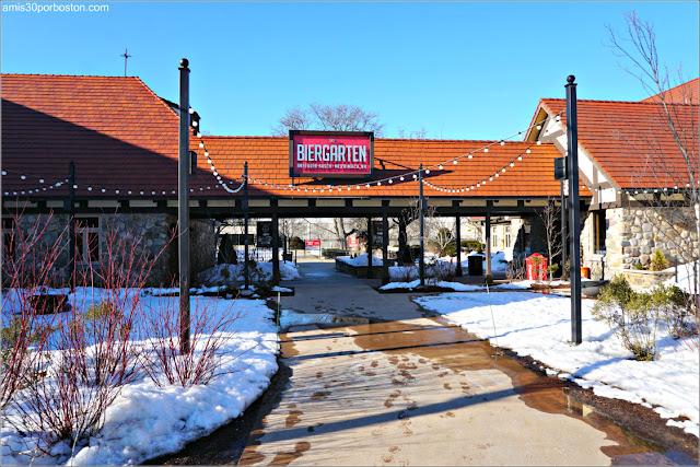 Fábrica de la Cerveza Budweiser en New Hampshire